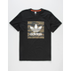 ADIDAS Camo Blackbird Mens T-Shirt