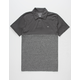 QUIKSILVER Kuju Mens Polo Shirt