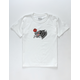 RSQ Beauty & Beast Boys T-Shirt