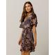 O'NEILL Monte Wrap Dress