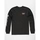 BRIXTON Palmer Black Mens T-Shirt
