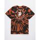 PRIMITIVE Dirty P Orbit Orange Mens T-Shirt