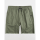 QUIKSILVER Foxoy Thyme Mens Shorts