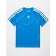 ADIDAS AUT Blue Boys T-Shirt