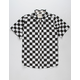 VSTR Checkered Boys Shirt