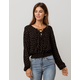 OTHERS FOLLOW Loretta Womens Top