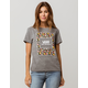 VANS Boxed Mixed Floral Womens Tee