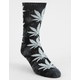 HUF Plantlife Strains Black Mens Socks