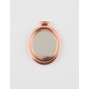 LMNT iPhone Mirror Rose Gold Ring Stand