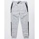 BROOKLYN CLOTH Blocked Space Dye Boys Jogger Pants