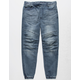 EAST POINTE Wilfred Boys Denim Joggers