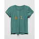 O'NEILL Pineapple Logo Girls Tee