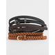 3 Pack Braided Belts