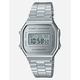 CASIO Vintage A168WEM-7 Silver & Silver Watch