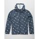 ADIDAS Monogram Trefoil Mens Windbreaker Jacket