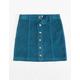 LOVE FIRE Girls Velvet Skirt