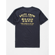 SALTY CREW Yacht Club Navy Mens T-Shirt
