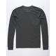 RVCA PTC Pigment Pirate Black Mens T-Shirt