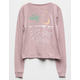 O'NEILL Stay Palm Girls Tee