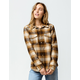 RVCA Rig Womens Flannel Shirt