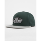 VANS Classic Patch Spruce Mens Snapback Hat