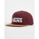 VANS Drop V Port Royale Mens Snapback Hat
