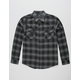 SHOUTHOUSE Granite Mens Flannel Shirt