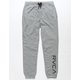 RVCA VA Guard Heather Gray Boys Sweatpants