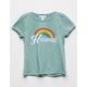 FULL TILT Hawaii Rainbow Girls Tee