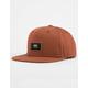 VANS Fiske Mens Sequoia Snapback Hat