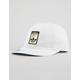 ADIDAS Originals Relaxed Base White Strapback Hat