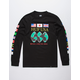 HUF Global Domination Mens T-Shirt