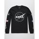 NEON RIOT Nasa Symbol Mens T-Shirt