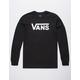 VANS Classic Black Mens T-Shirt