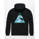 HUF High Tide Triangle Mens Hoodie