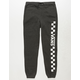 VANS Checker Boys Sweatpants