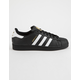 ADIDAS Superstar Foundation Black & White Shoes