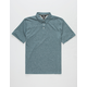 VOLCOM Wowzer Blue Boys Polo Shirt