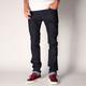 KR3W K Skinny Basics Mens Jeans