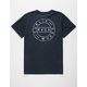 RVCA Public Works Mens T-Shirt