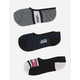 VANS 3 Pack Driver Womens Canoodle Socks
