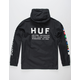 HUF Regional Tour Mens Anorak Jacket