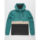 BILLABONG Wind Swell Black Mens Anorak Jacket