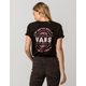 VANS Heavy Metal Womens Boyfriend Tee