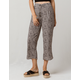 IVY & MAIN Abstract Womens Crop Pants