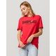 DIAMOND SUPPLY CO. Rose Block Diamond Womens Tee