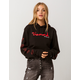DIAMOND SUPPLY CO. OG Script Womens Crop Hoodie
