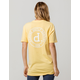 DIAMOND SUPPLY CO. College Seal Womens Tee