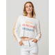 FULL TILT Adios Womens Crop Tee