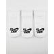 NIKE SB No-Show White Socks